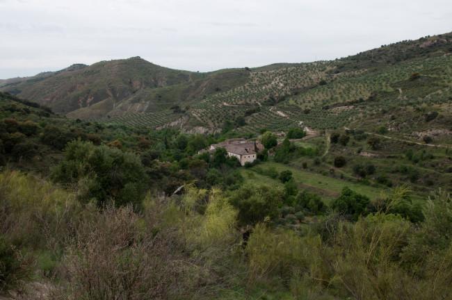 Fotografías de la Hacienda Jesús del Valle, Granada.