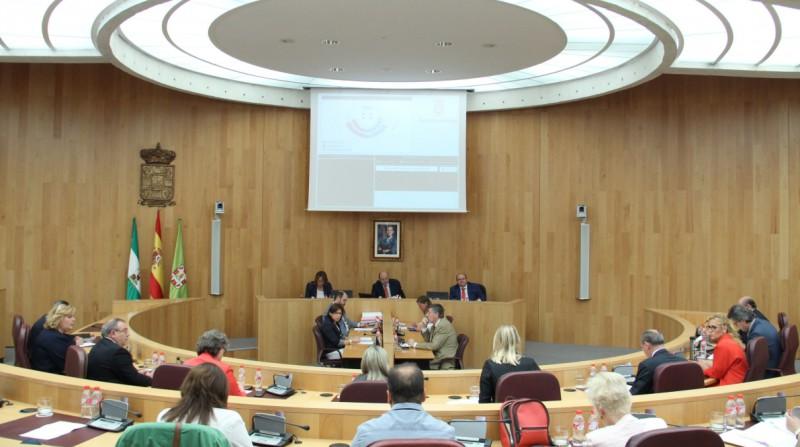 elecciones municipales 2015 Diputación de Granada
