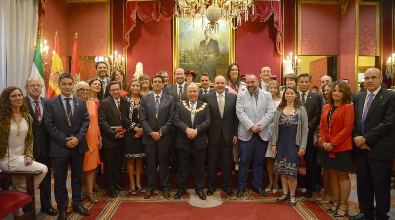 Corporación Municipal de Granada