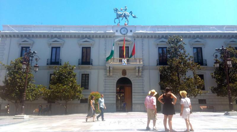 Día del Orgullo Gay Ayuntamiento de Granada