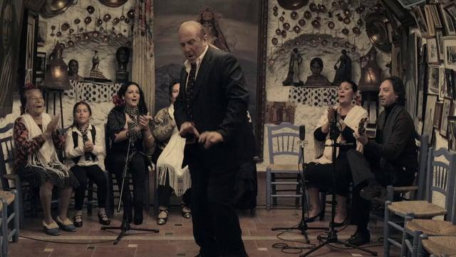 Sacromonte, los sabios de la tribu, Chus Gutiérrez, Curro Albayzín