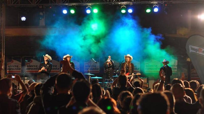 Festival por todo lo Alto Sierra Nevada 2015