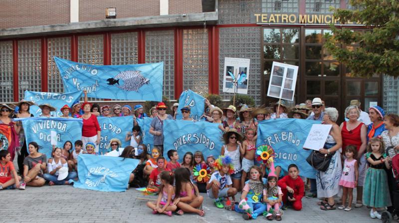 pasacalles fiestas zaidin 2015