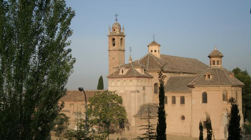 monasterio La Cartuja Granada Germán Póo-Caamaño from Victoria, Canadá