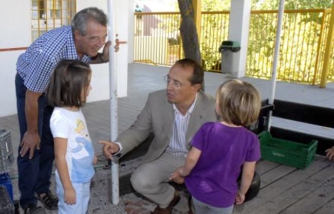Fernando Egea, Fundación Granada Educa
