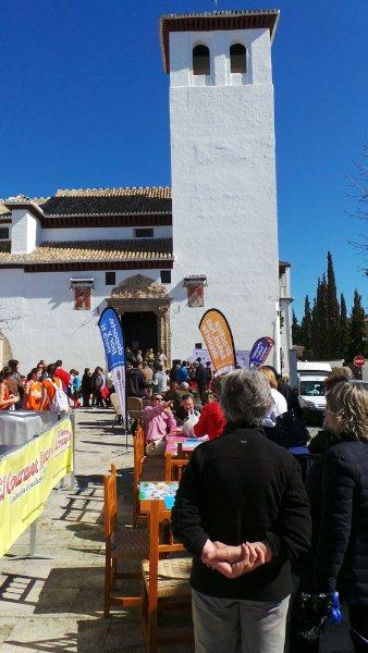 Imagen de la Plaza San Miguel Bajo