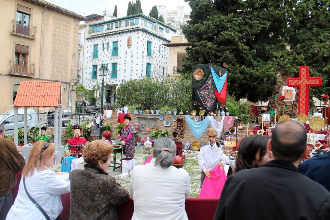Cruz del Realejo Histórico y Tradicional.
