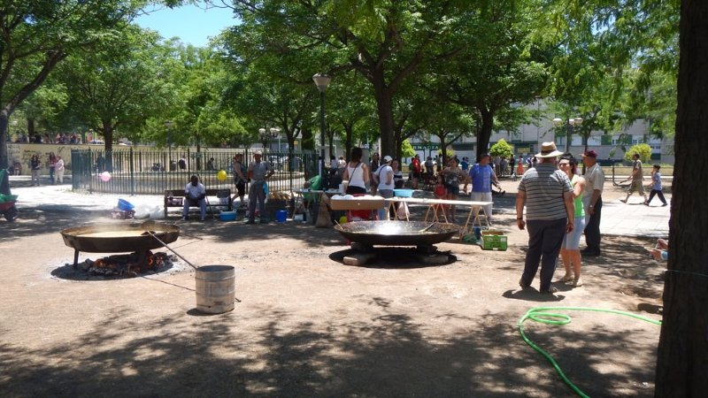 Fiestas Parque Nueva Granada