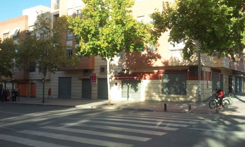 Huelga General 14N Zona Norte de Granada