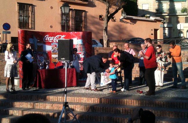 Ángel Serrano Gil, premio infantil