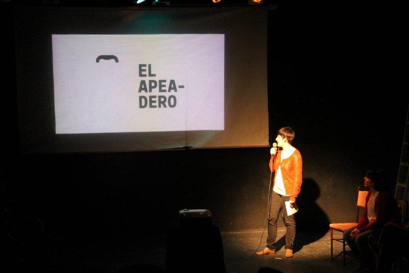Verbena en El Apeadero - Susana Aguilera