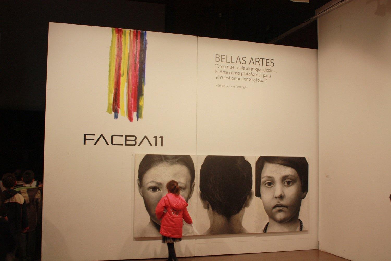 III edición de la Feria de Arte Contemporáneo de la facultad de Bellas Artes