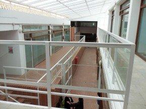 Instalaciones del nuevo edificio de los servicios sociales