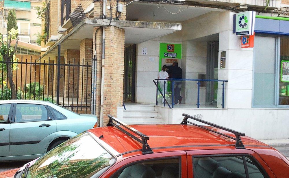 Cajero de Campo Verde