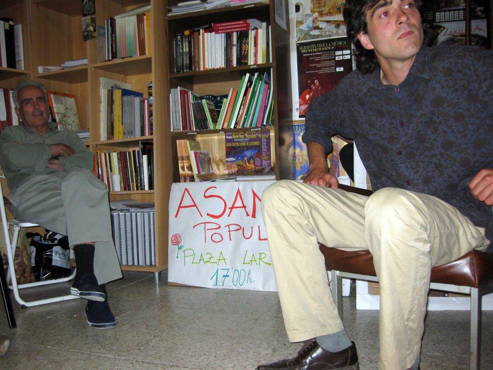 Indignados Asamblea de Vecinos Albaicín