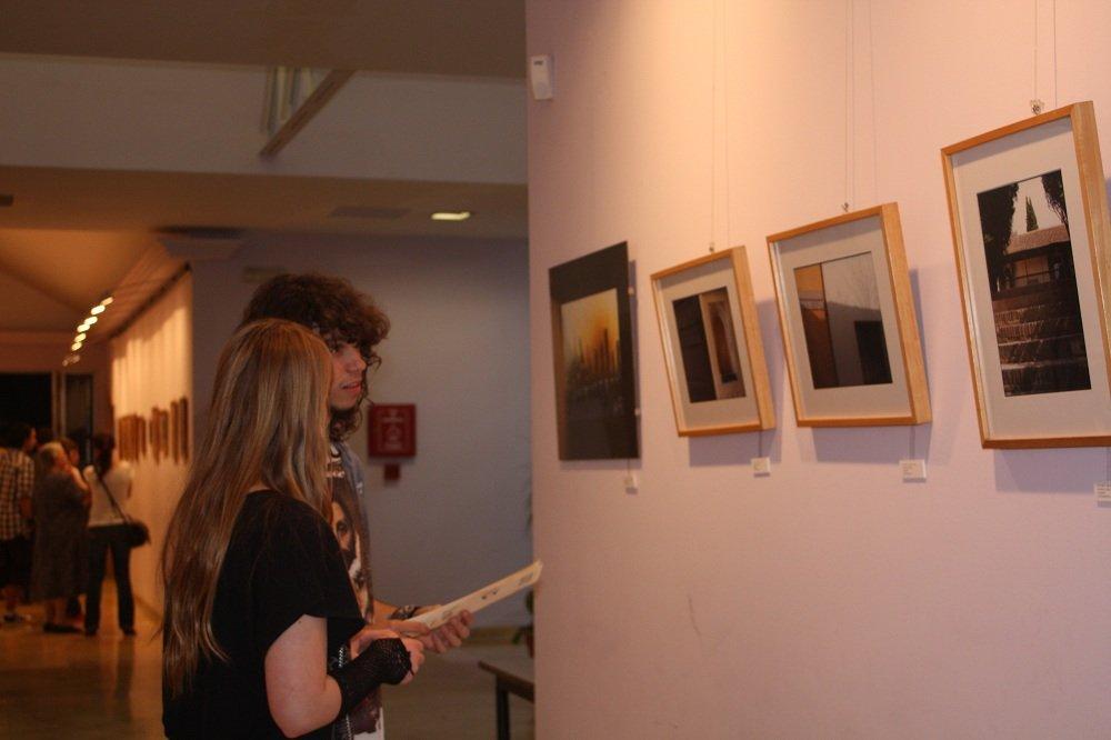 Exposición de los alumnos del IES Severo Ochoa