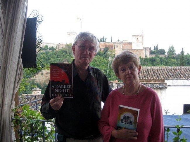 Philip y Jane Brooke novela negra