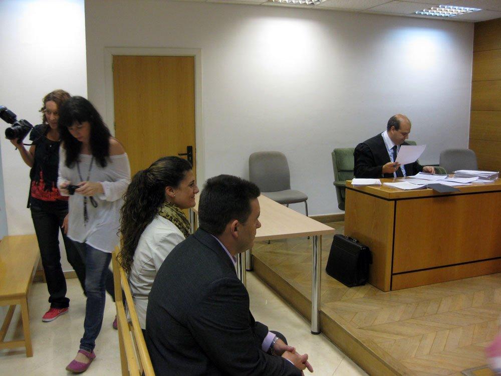 Juicio Albaicín falsificación