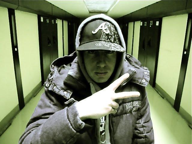 El rapero granadino Maka