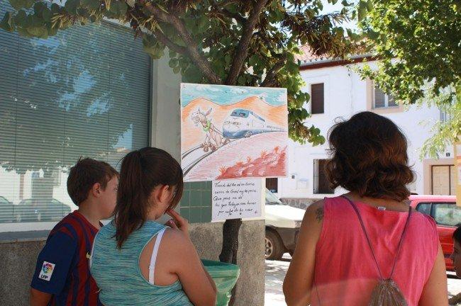 Carocas las Fiestas Populares de Bobadilla