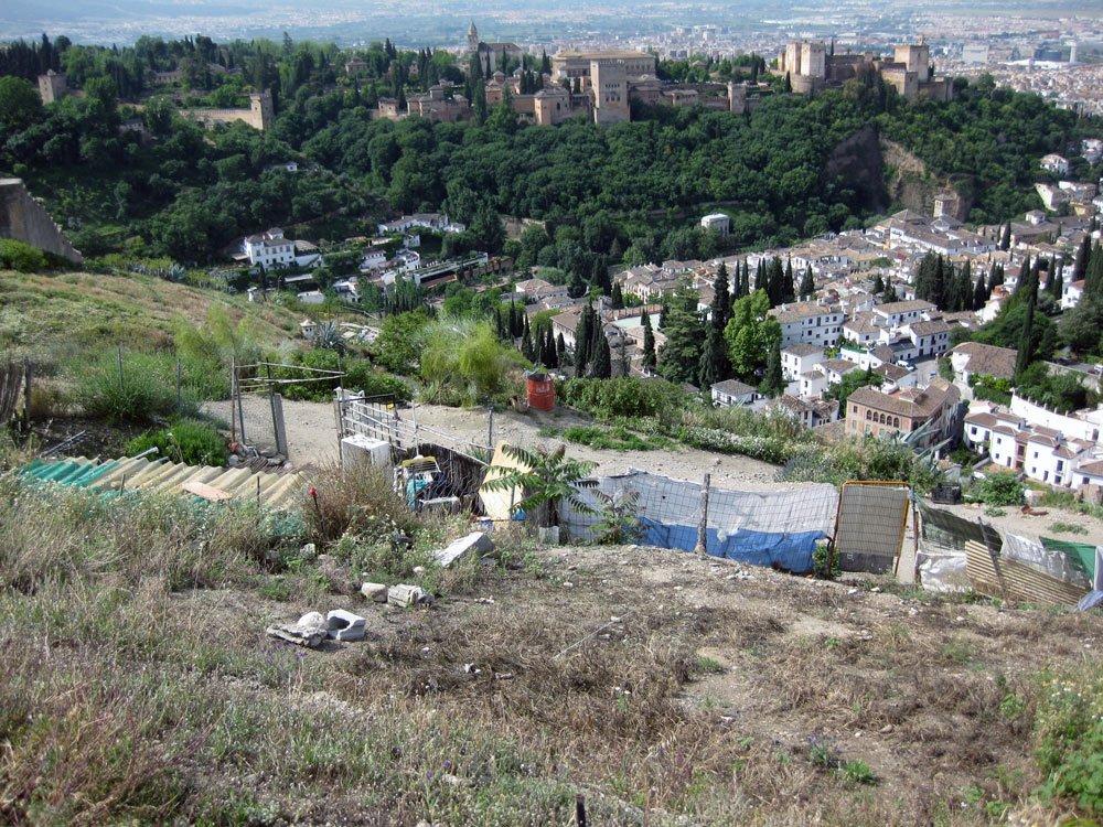cuevas Cerro de San Miguel
