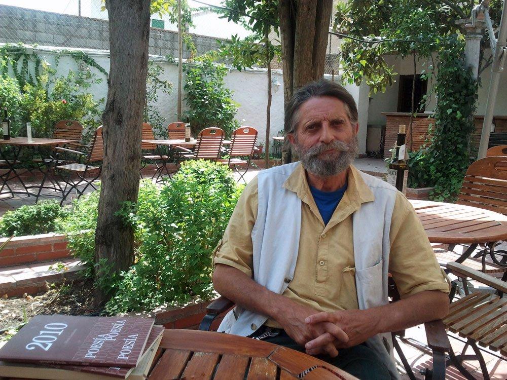 Alfredo Lombardo, poeta y pintor