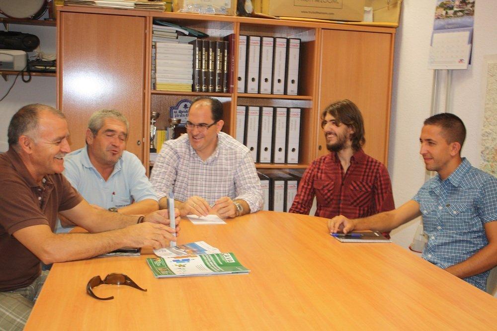Organizadores del FICH