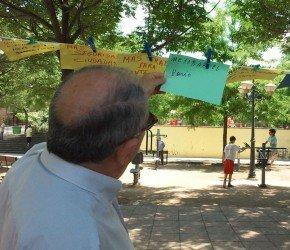 Vecinos de Parque Nueva Granada expresan sus deseos para el barrio