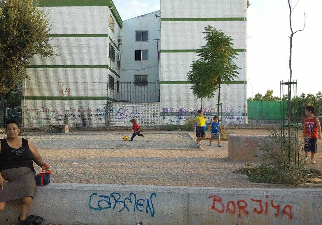 Parque infantil de Rey Badis
