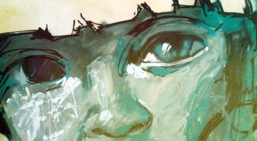 Ojos de El Niño de las Pinturas