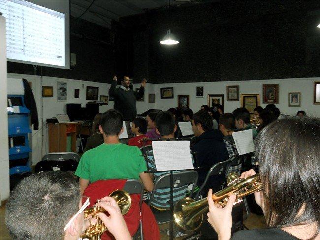 Felipe Cañizares agrupación musical dulce nombre de Jesús