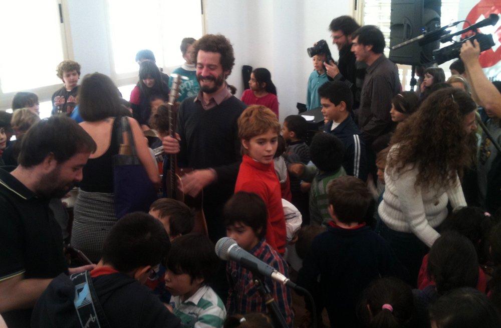 Niños Mutantes Juan Alberto Andrés Nany