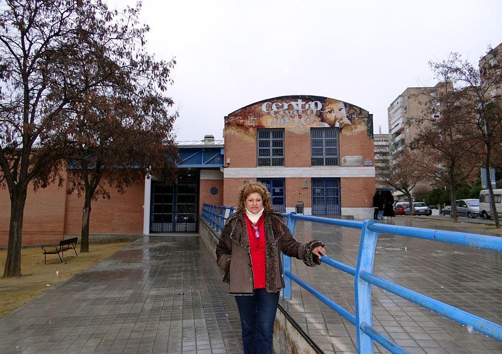 María Virgen Saviñón, presidenta asociación Mujeres Inmigrantes Dominicanas en Granada