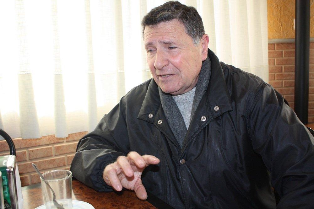 Roberto Sánchez, presidente de la Asociación de Vecinos San Isidro-Bobadilla