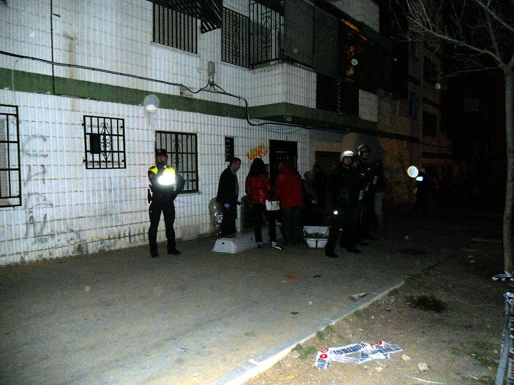 asesinato Rey Badis Granada Norte