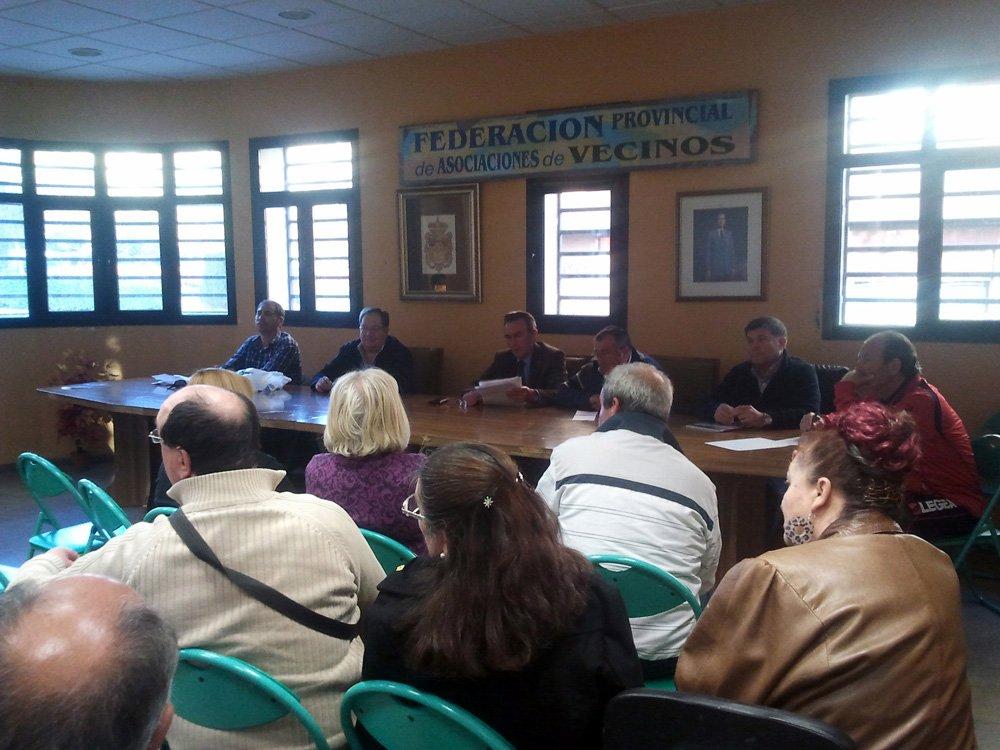 Federación Provincial de Asociaciones de Vecinos de Granada