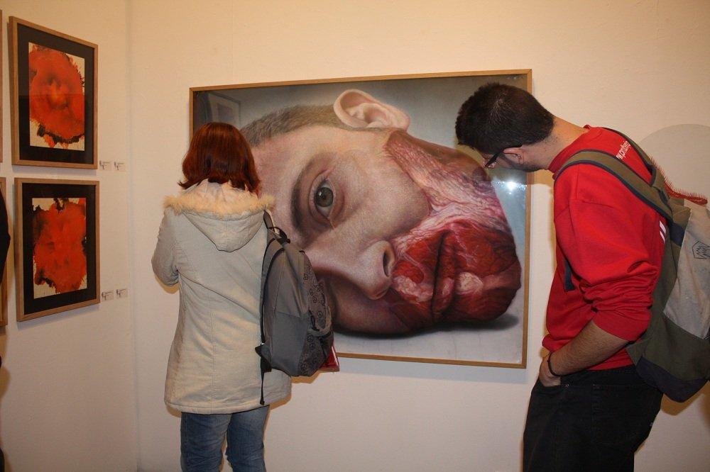 IV Feria de Arte Contemporáneo de la Facultad de Bellas Artes