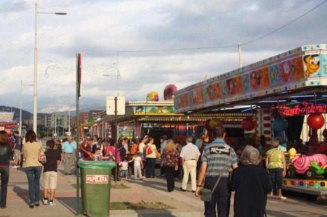 Fiestas de la Chana 2011