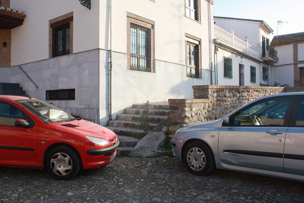 Placeta del Cerrillo, en el Cerrillo de Maracena