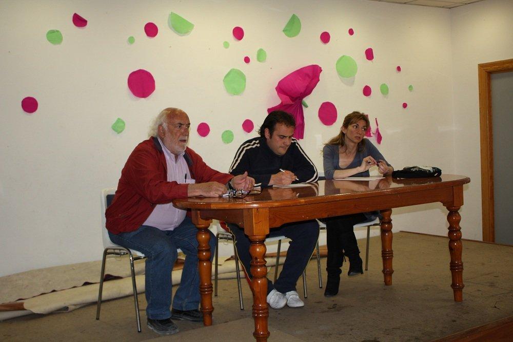 Matías Muñoz y su junta directiva se despiden de la asociación del Cerrillo