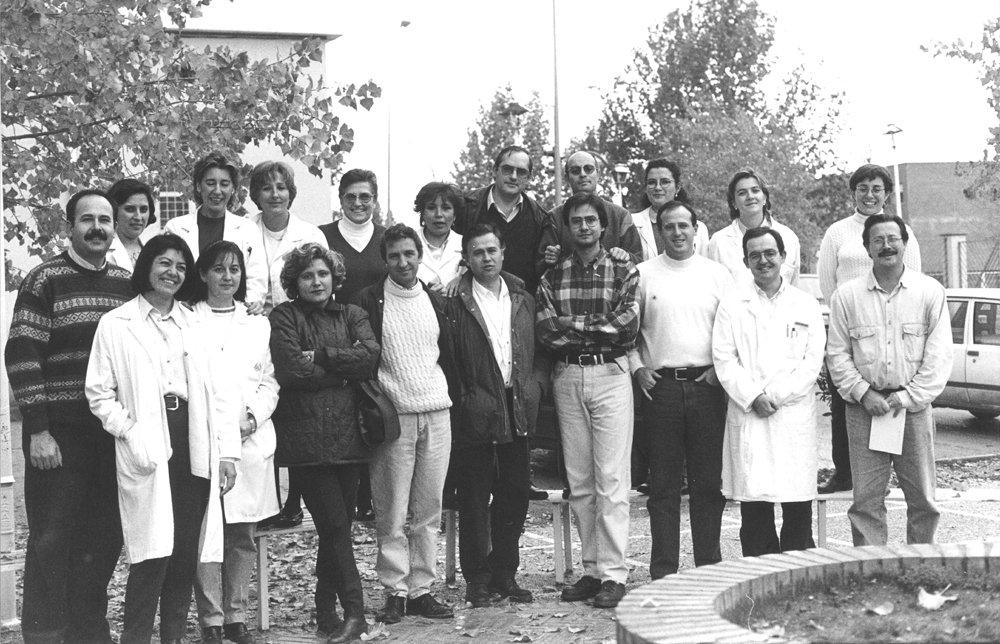 Dr. Melguizo Centro de Saludo de Almanjáyar