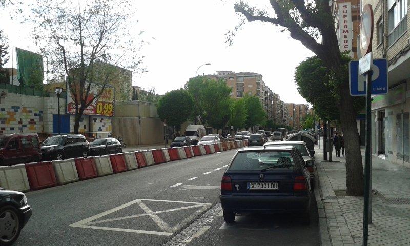 Calle Palencia.