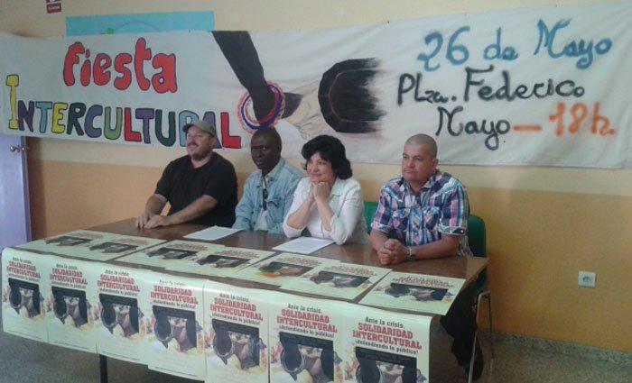 Presentación de la XVII Fiesta por la interculturalidad y la convivencia.