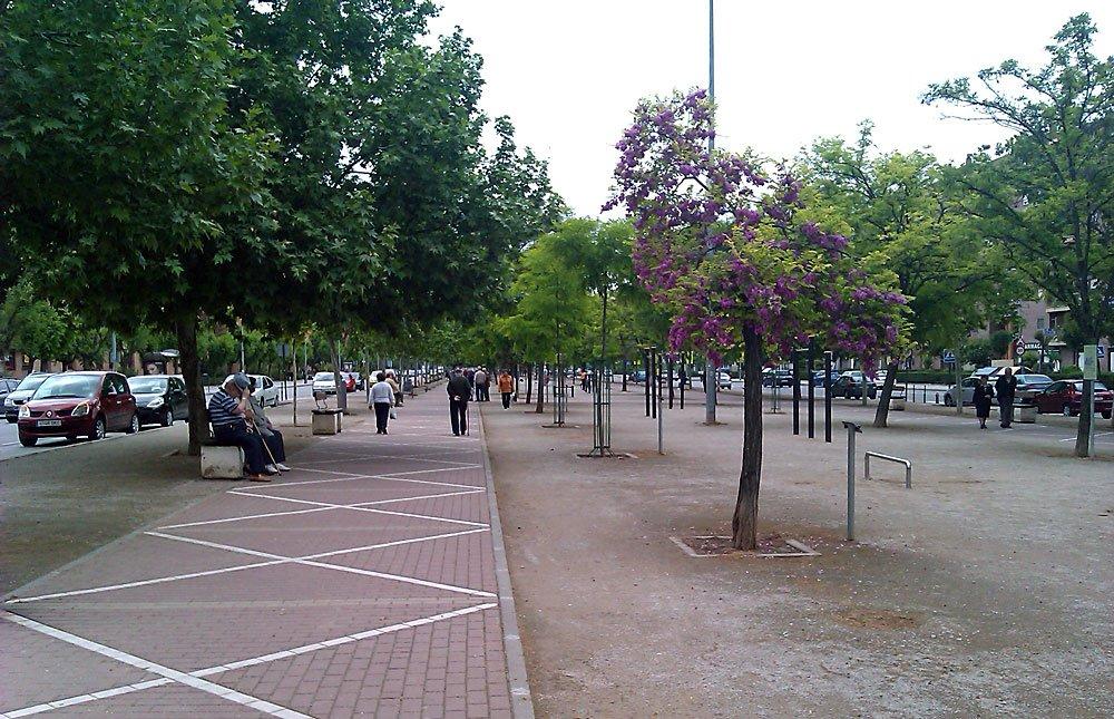 calle Joaquina Eguaras Granada