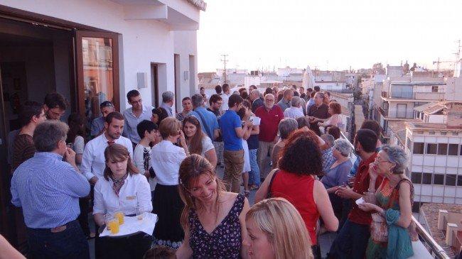 room mate leo hotel mesones  terraza granada granadaimedia aniversario