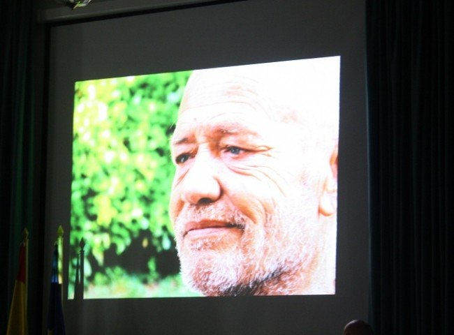 Paco Tarragona, docente y ecologista