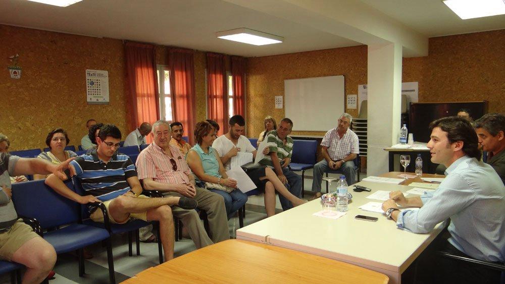 junta municipal de distrito norte mes de junio 2012