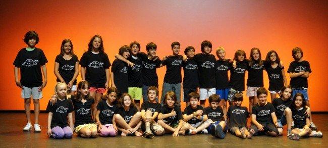 Colegio La Alquería, FEX 2012, teatro Alhambra