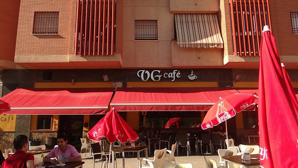 café bar VG paella Corpus 2012