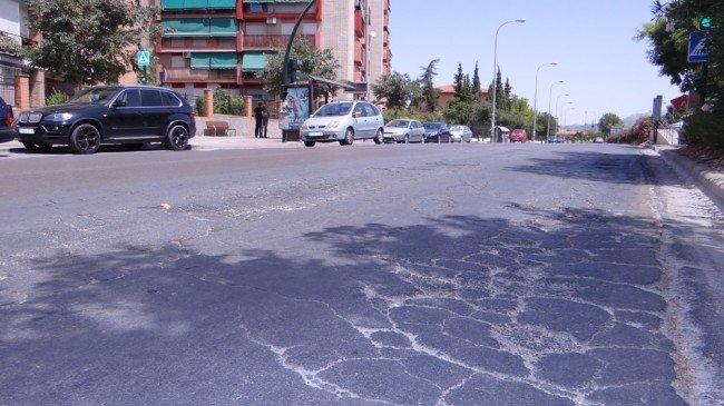 Carretera de Alfacar